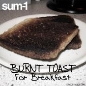 BriaskThumb [cover] Sum 1   Burnt Toast For Breakfast