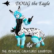 BriaskThumb DOUG The Eagle   The Mythical Creatures Exhibition.1